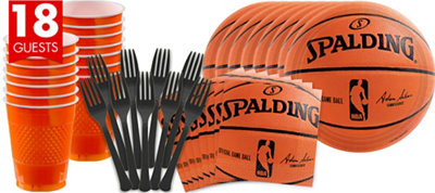 NBA Spalding Basic Party Kit