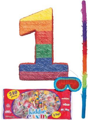 Number 1 Pinata Kit