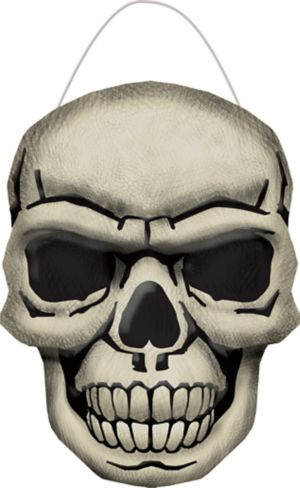 Hanging Skull Sign