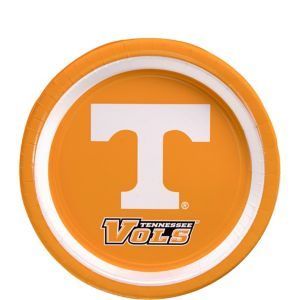 Tennessee Volunteers Dessert Plates 12ct
