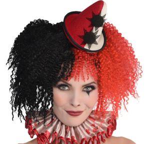 Clown Hat Headband - Freak Show