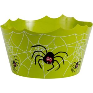 Green Friendly Spider Bowl