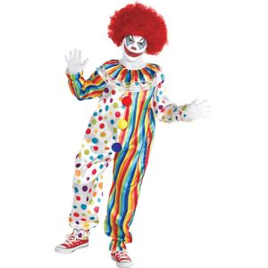 Child Clown Jumpsuit