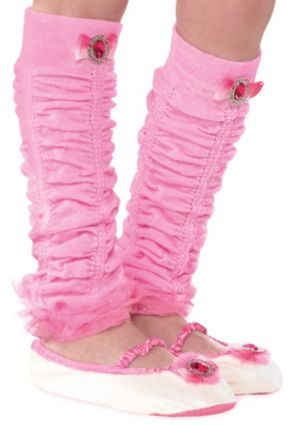 Child Princess Leg Warmers