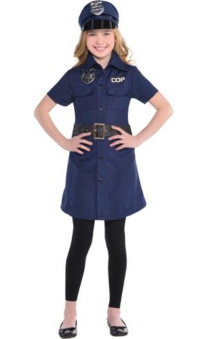 Child Cop Dress