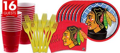 Chicago Blackhawks Basic Party Kit