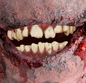 Zombie Teeth 2pc