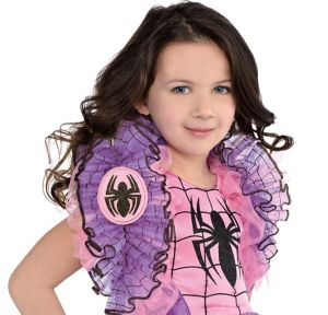 Child Spider-Girl Shrug