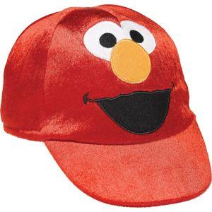Elmo Hat Deluxe - Sesame Street