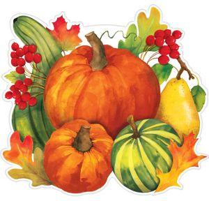 Fall Harvest Cutout