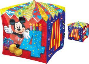 4th Birthday Mickey Mouse Balloon - Cubez