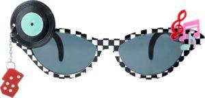Classic 50s Cat-Eye Sunglasses