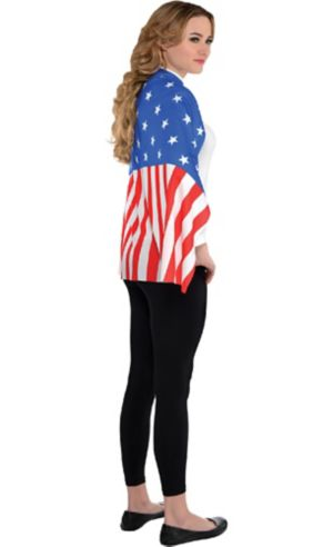 Stars & Stripes Cape