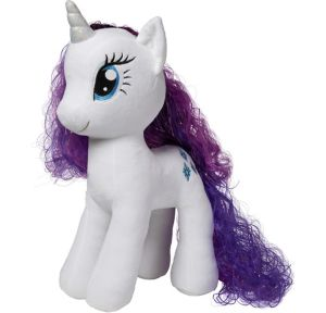 Rarity Plush - My Little Pony