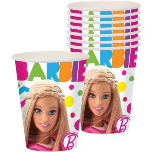 Barbie Cups 8ct