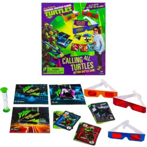 Calling All Turtles Action Battle Game - Teenage Mutant Ninja Turtles