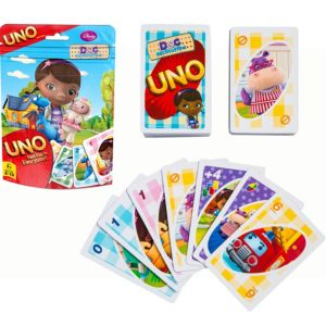 Doc McStuffins UNO Game Bag