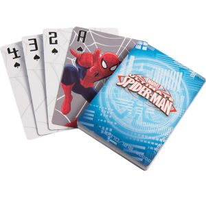 Spider-Man Jumbo Playing Cards