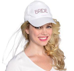 Classy Bride Baseball Hat