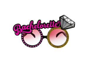 Pink Bachelorette Sunglasses - Sassy Bride