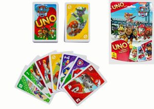PAW Patrol UNO Game Bag