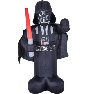 Light-Up Inflatable Darth Vader - Star Wars