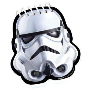 Stormtrooper Notepad - Star Wars