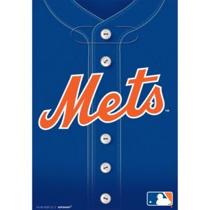 New York Mets Favor Bags 8ct