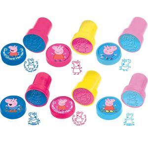Peppa Pig Stampers 6ct