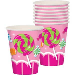 Candy Shoppe Cups 8ct