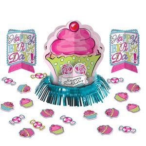Birthday Sweets Table Decorating Kit 23pc