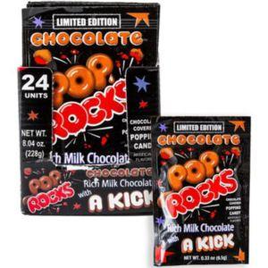 Chocolate Pop Rocks 24ct