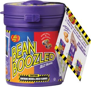 Jelly Belly BeanBoozled Jelly Beans Mystery Bean Dispenser