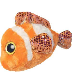 Clownee YooHoo & Friends Fish Plush