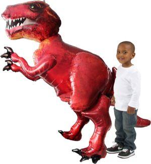 Tyrannosaurus Rex Balloon - Prehistoric Dinosaurs Giant Gliding