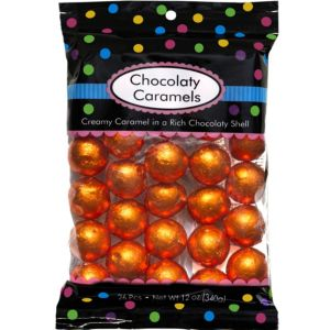 Orange Caramel Balls 26pc