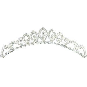 Rhinestone Wedding Tiara