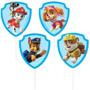 PAW Patrol Cupcake Picks 24ct