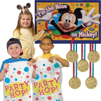Mickey Mouse Fun & Games Kit