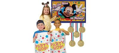 Mickey Mouse Fun & Games Kit