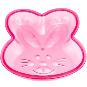 Pink Easter Bunny Serving Tray