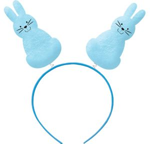 Blue Easter Bunny Head Bopper