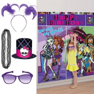Monster High Photo Booth Kit