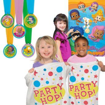 Bubble Guppies Fun & Games Kit