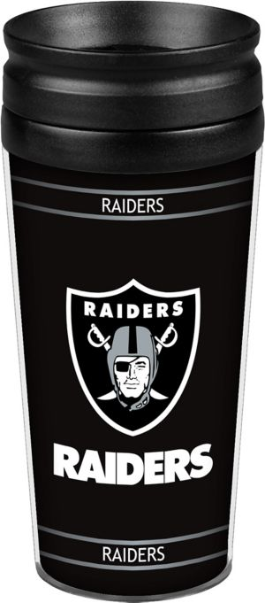 Oakland Raiders Travel Mug