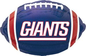 New York Giants Balloon - Football