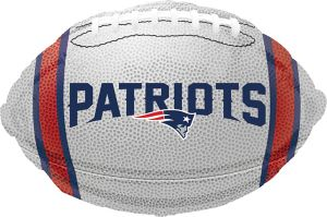 New England Patriots Balloon - Football