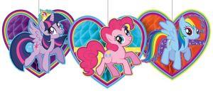 My Little Pony Honeycomb Balls 3ct