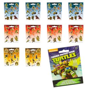 Teenage Mutant Ninja Turtles Sticker Book 9 Sheets