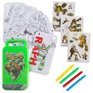 Teenage Mutant Ninja Turtles Sticker Activity Box